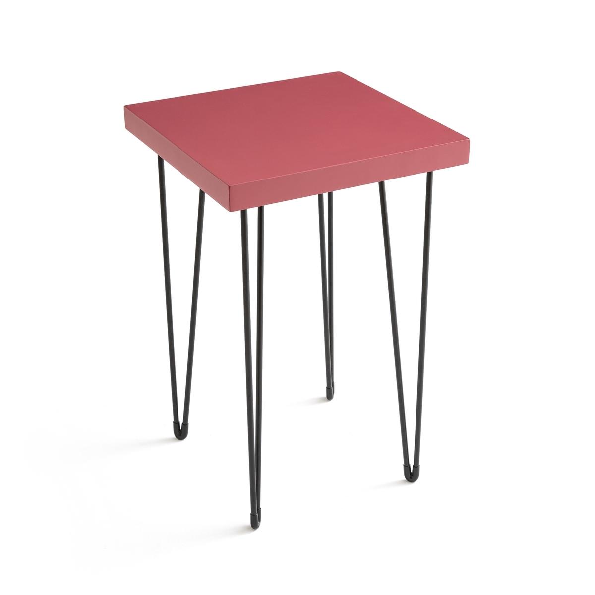 Столик La Redoute Прикроватный винтажный WATFORD единый размер розовый leicester city watford