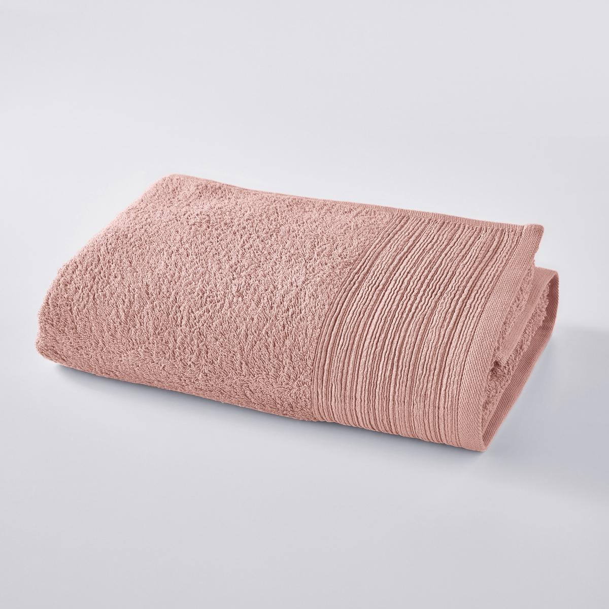 Полотенце банное большое однотонное из махровой ткани из биохлопкаОписание:Однотонное большое банное полотенце из махровой ткани из биохлопка: очень мягкое и приятное наощупь. Биохлопок сохраняет окружающую среду и здоровье людей, возделывающих его.   Характеристики однотонного большого банного полотенца из биохлопка :- Махровая ткань, 100% органического хлопка (500 г/м?) отличного качества.- Отделка плиссированной кромкой.- Машинная стирка при 60 °С.- Машинная сушка.- Замечательная износоустойчивость, сохраняет мягкость и яркость окраски после многочисленных стирок.- Размеры : 100 x 150 см.Знак Oeko-Tex® гарантирует, что товары прошли проверку и были изготовлены без применения вредных для здоровья человека веществ.<br><br>Цвет: желтый кукурузный,кирпичный,розовая пудра