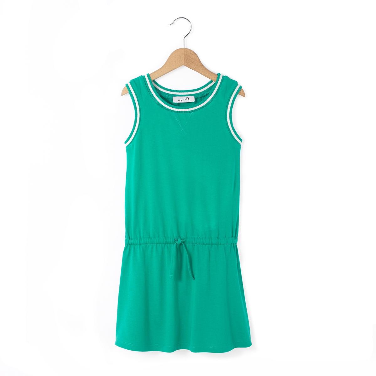 Платье без рукавов 2-12 лет