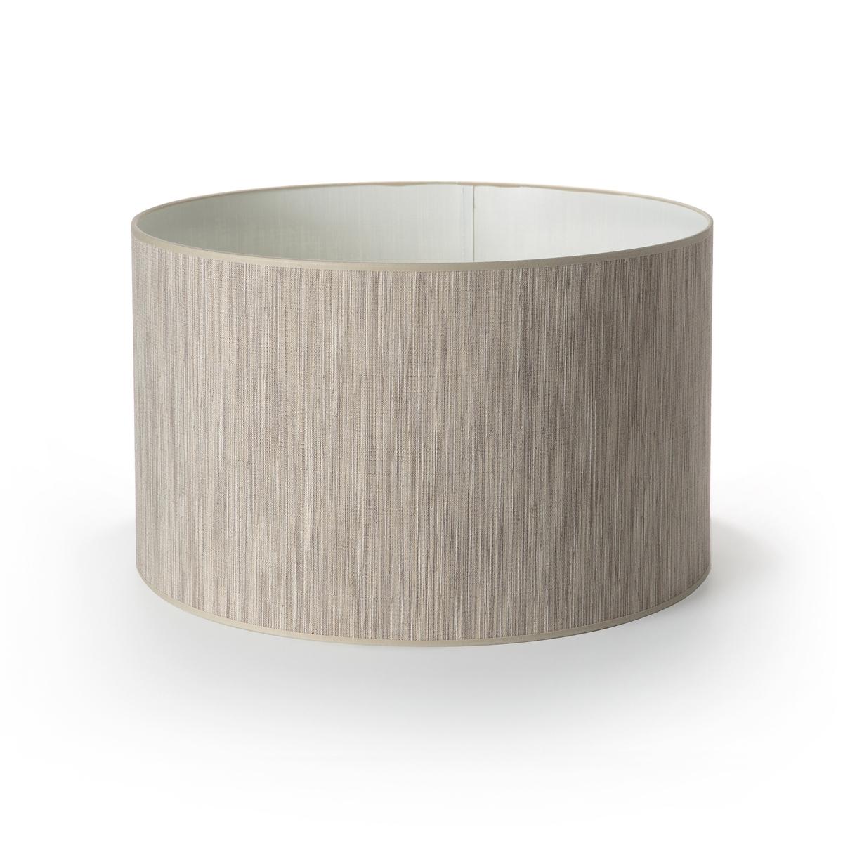 Абажур La Redoute Из текстурной ткани Wombat 5 размеров диаметр 55 см бежевый