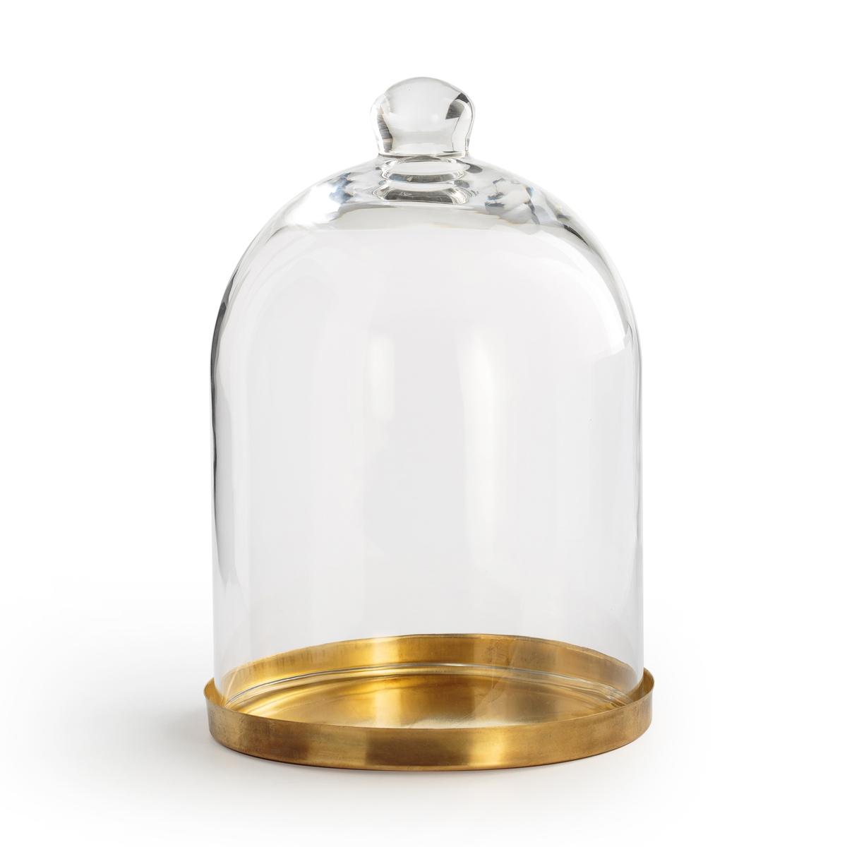Campana in vetro e ottone A23 cm TANEMIRTE