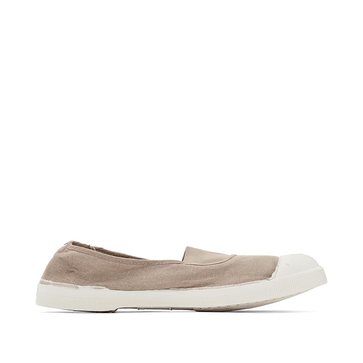 Zapatillas con elásticos