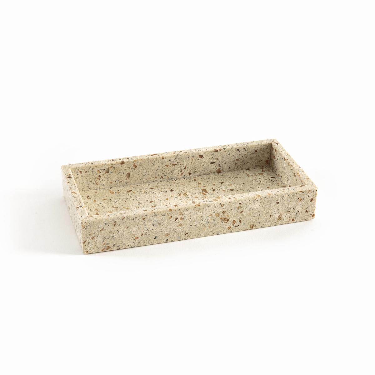 Поднос из бетона терраццо , TerzettoПоднос Terzetto. Настоящий предмет декора с неоднородными рисунками и, в то же время, очень прктичный поднос .Характеристики : - Из бетона терраццо (материал,: состояящий из частей натурального камня, цветного мрамора и цемента)Размеры : - L25 x H4 x P12 см<br><br>Цвет: разноцветный