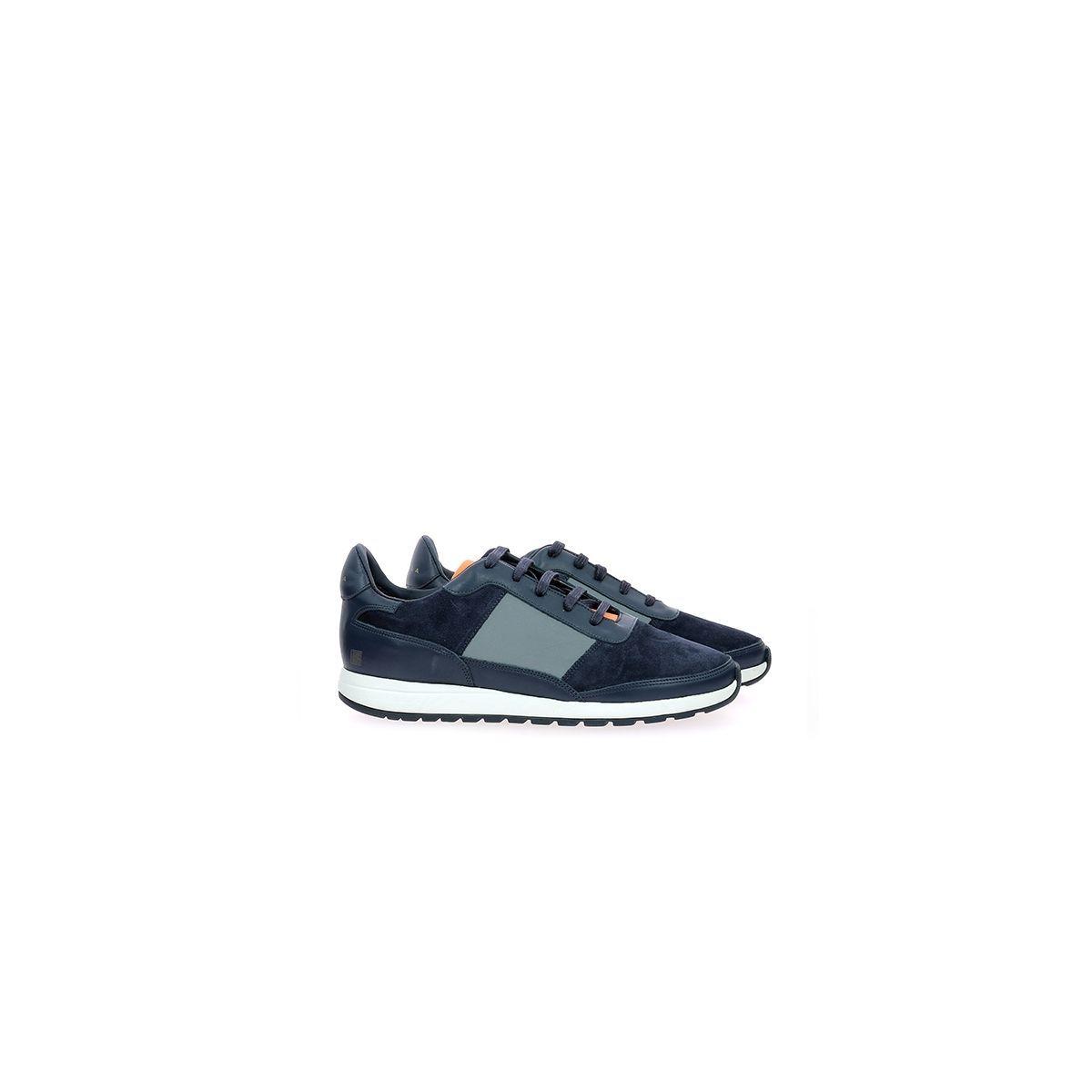 Sneakers Basse  Cuir Homme Callao