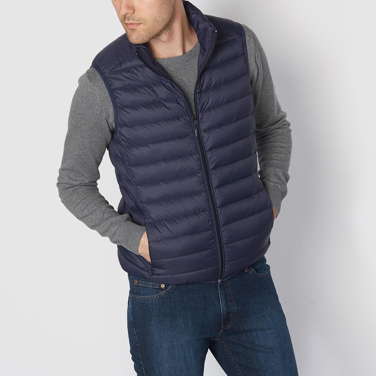 Куртка стеганая тонкая без рукавов MILO из переработанного полиэстера La Redoute Collections