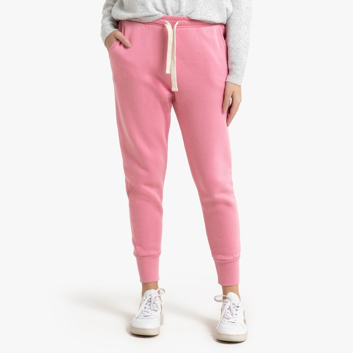 Брюки La Redoute Спортивные спортивные KINOUBA M розовый