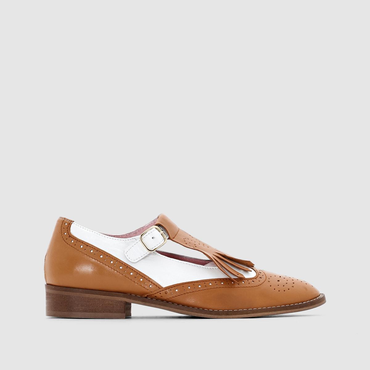Ботинки-дерби из кожи ботинки дерби под кожу питона