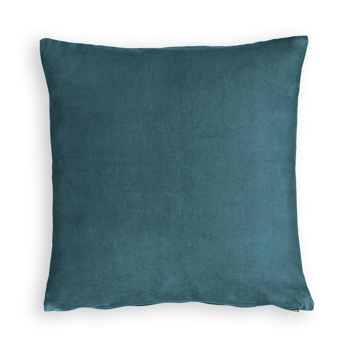 Чехол для подушки из велюра и льна POLEN чехол для подушки 55