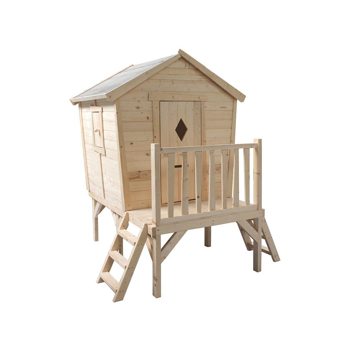 Cabane enfant Louane