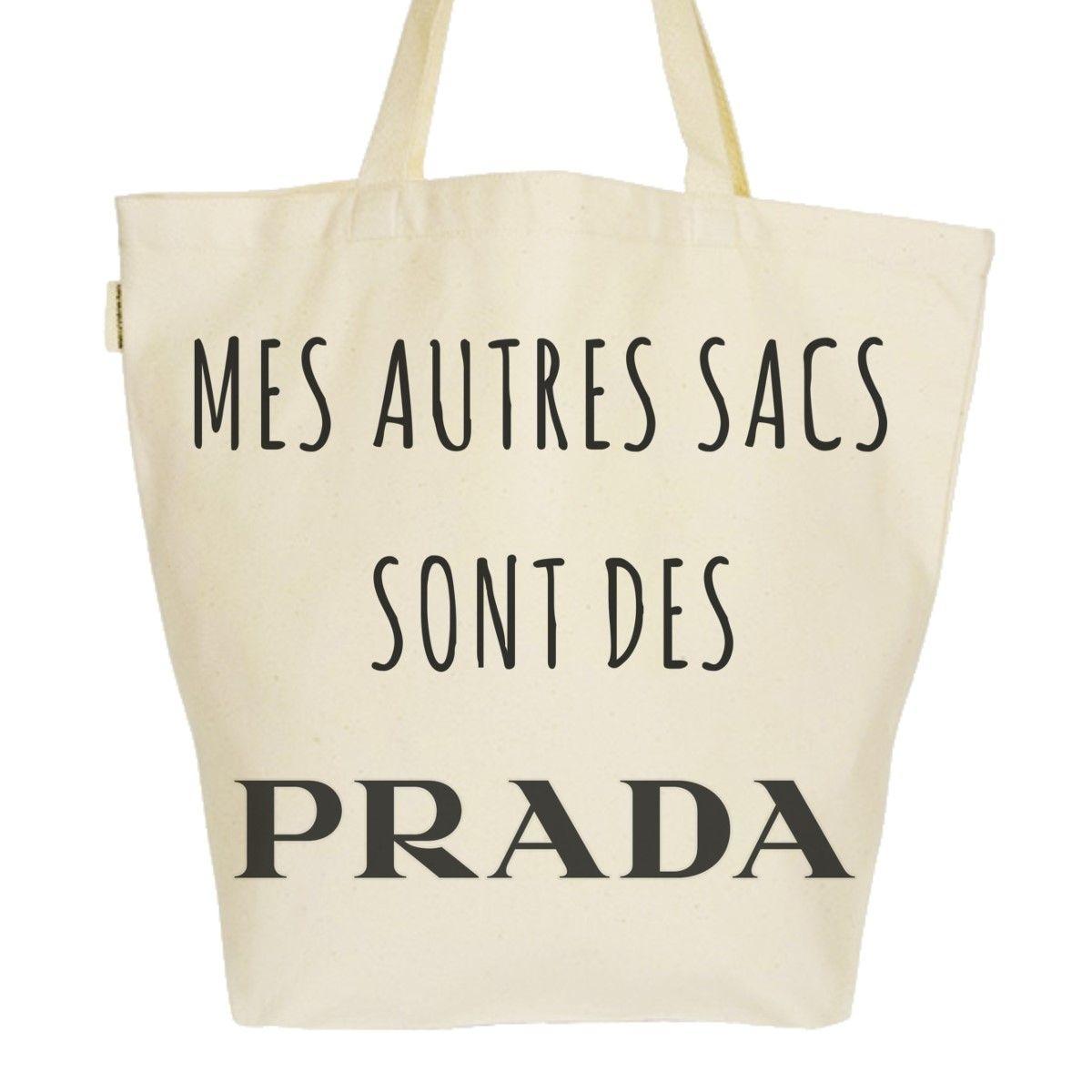 Cabas Fourre-tout Toile Bio Tote bag XL