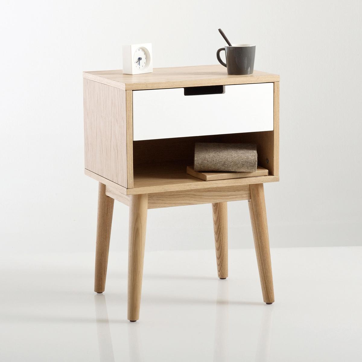 Столик прикроватный в винтажном стиле, JIMI столик прикроватный в винтажном стиле jimi