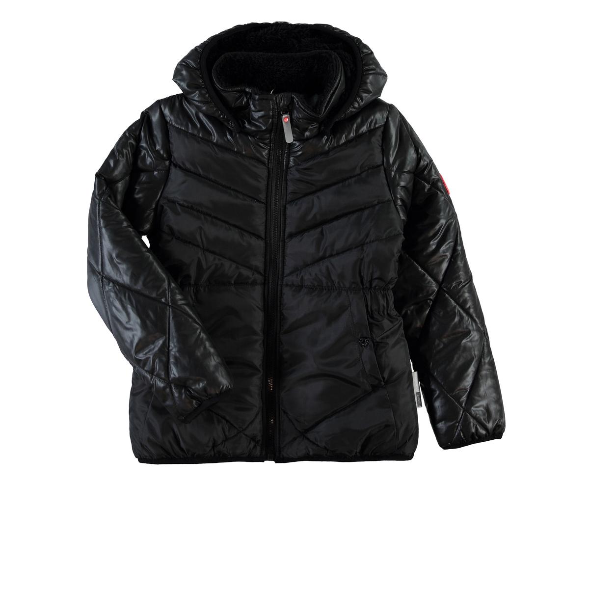 Пальто с капюшоном,  6 - 14 лет