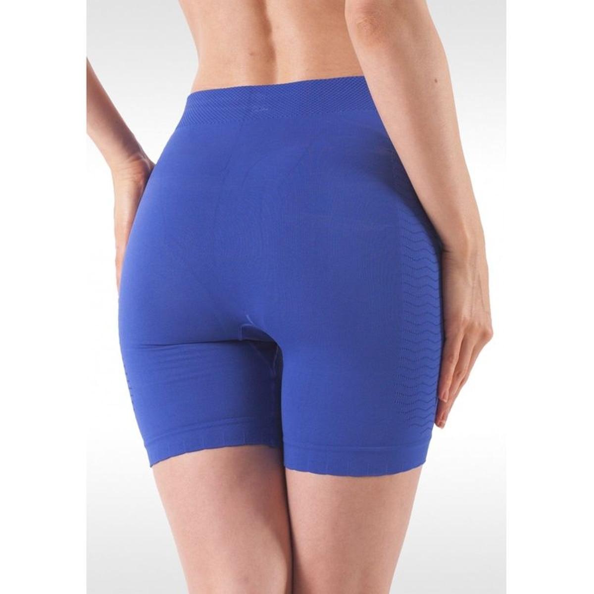 Panty Minceur de Nuit Bleu