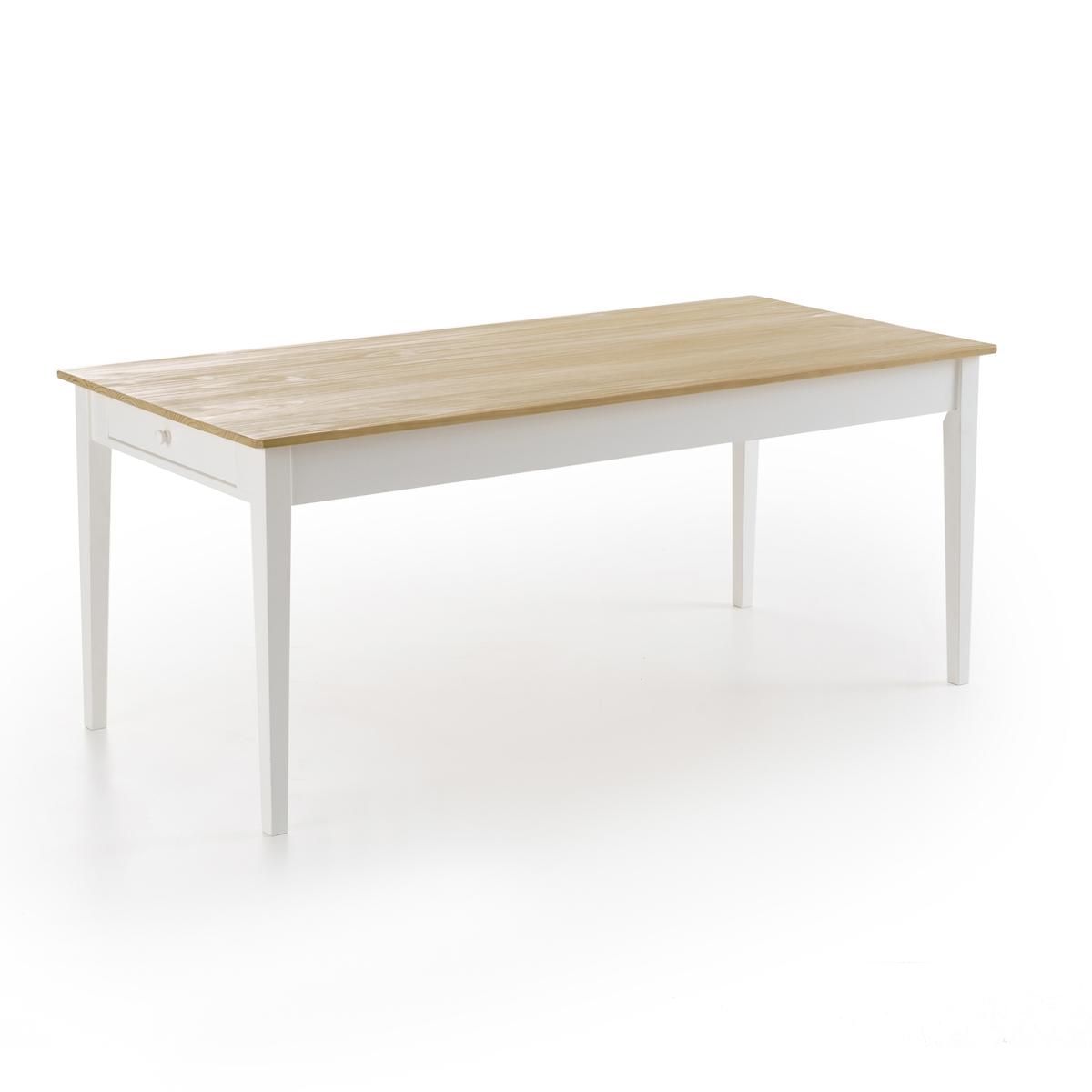 Стол на 6/8 приборов из массива сосны ALVINA