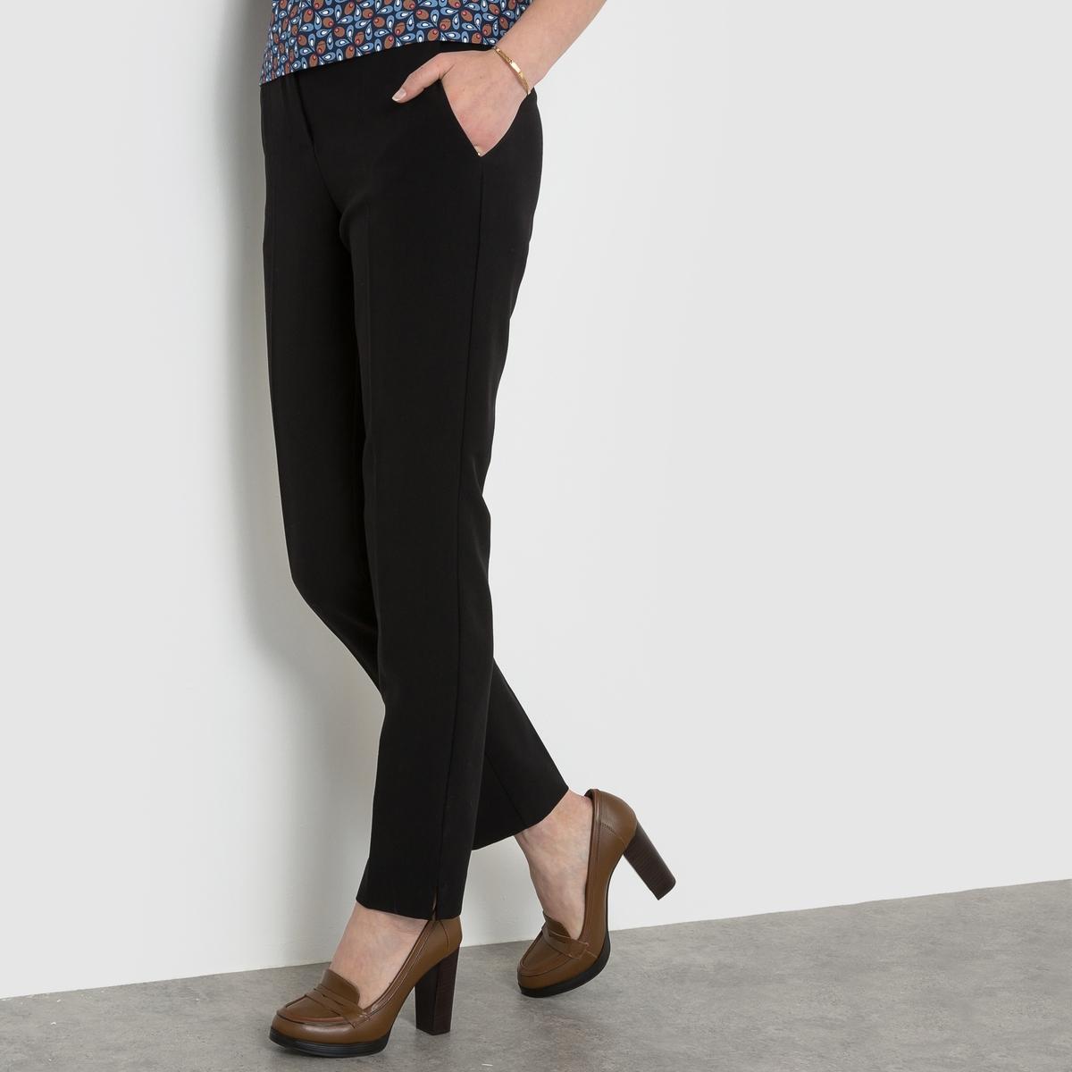 Брюки-дудочки костюмные 7/8 джинсы дудочки quelle melrose 745642