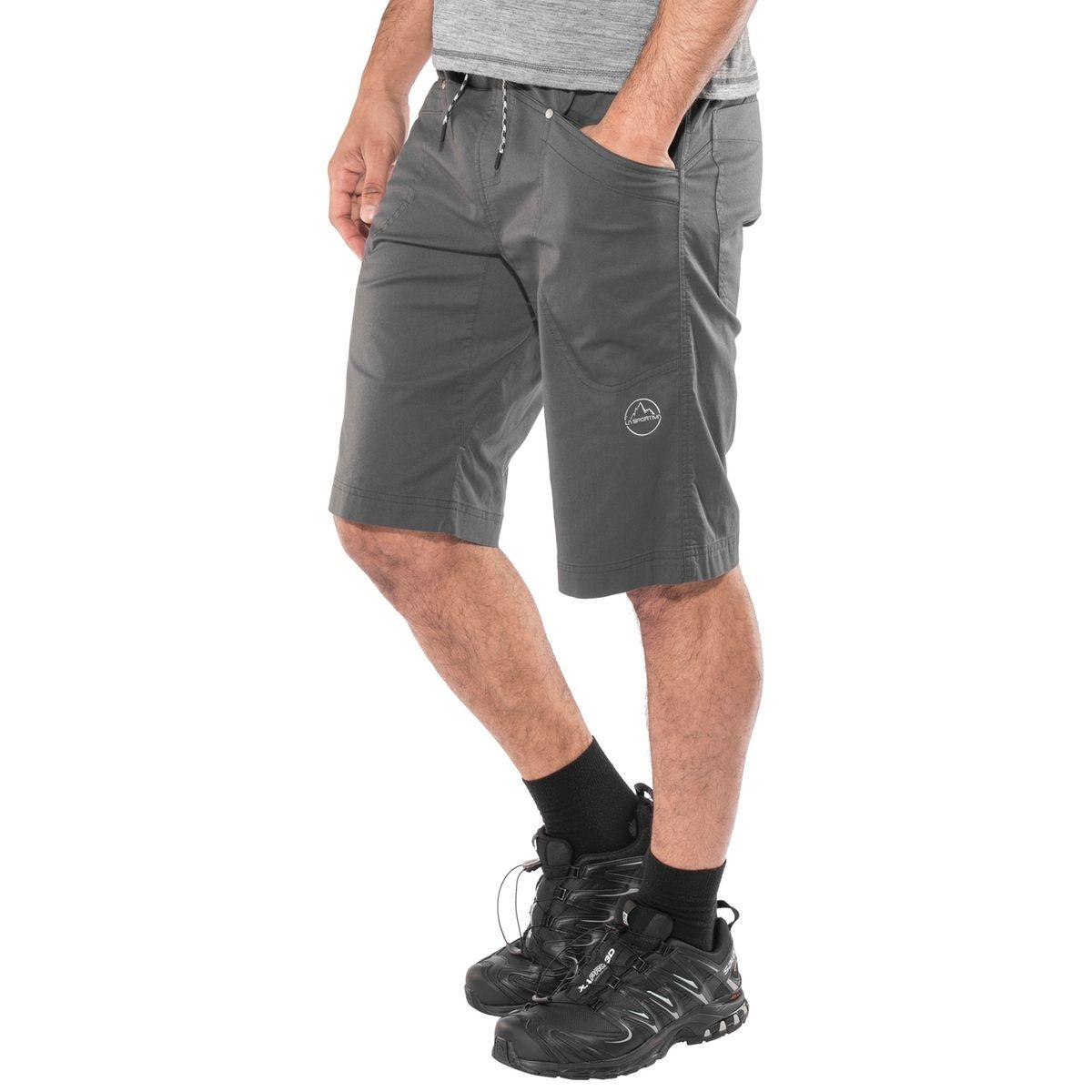 Bleauser - Shorts Homme - gris