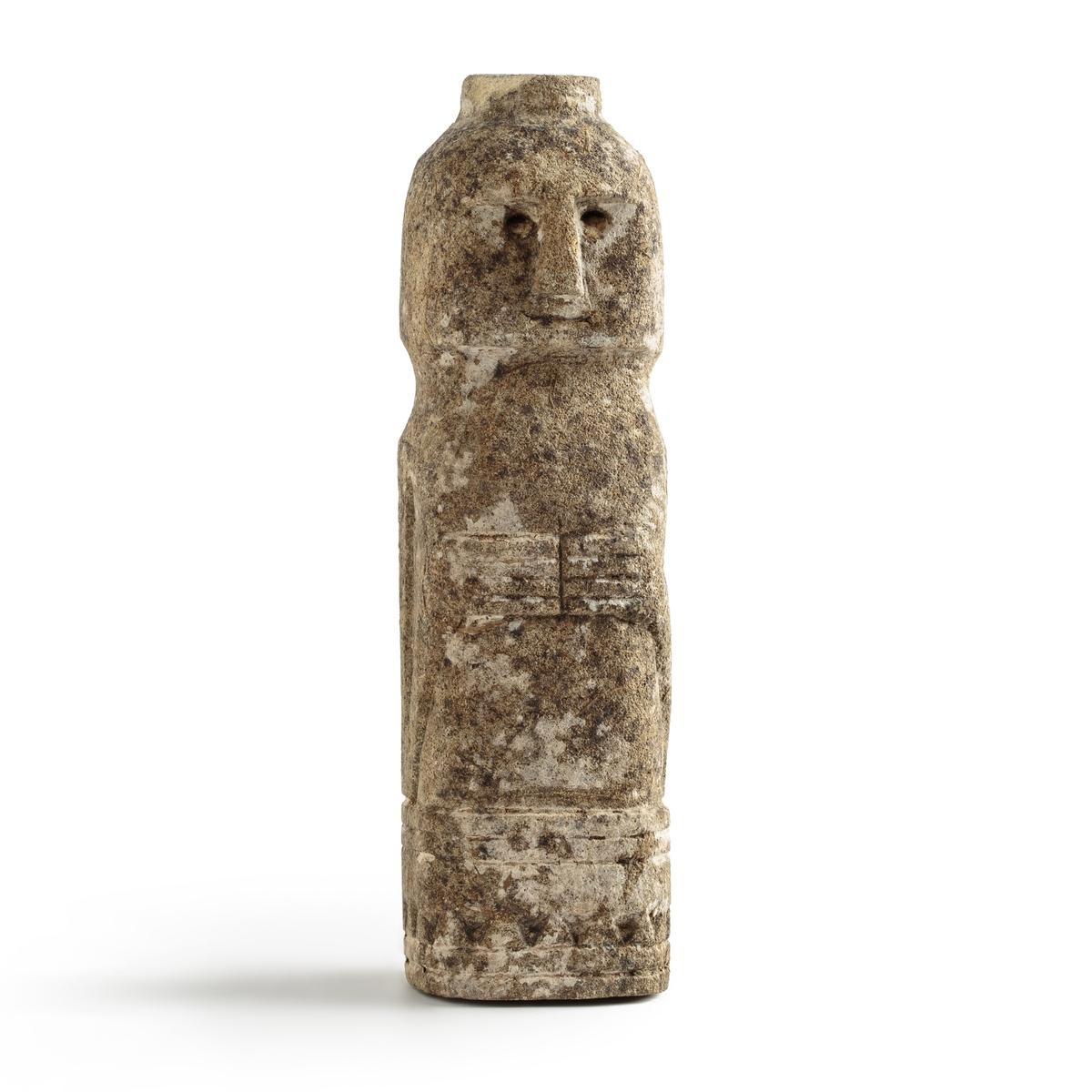 Статуэтка из камня модель.1 Sumatra статуэтки veronese статуэтка индеец с копьем и щитом