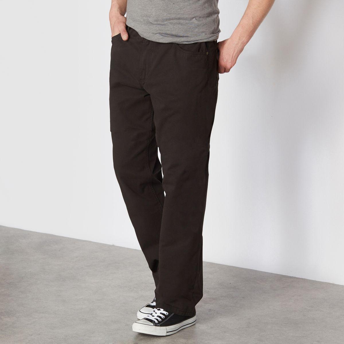 Pantalon 5 poches, long. 2 (à partir de 1,87 m)