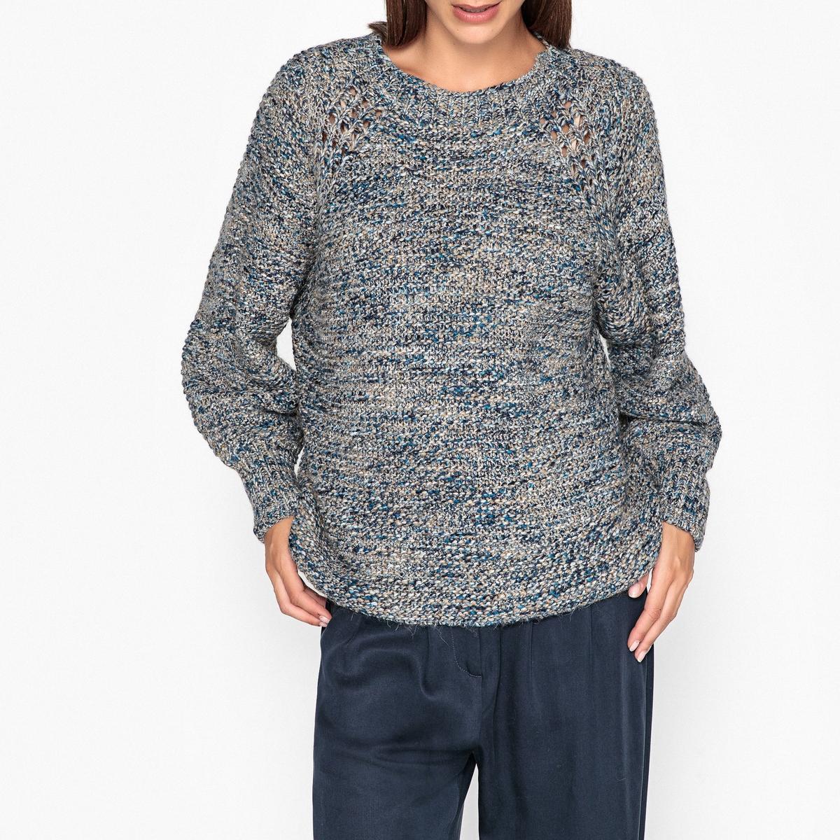 Пуловер из трикотажа ORKAN