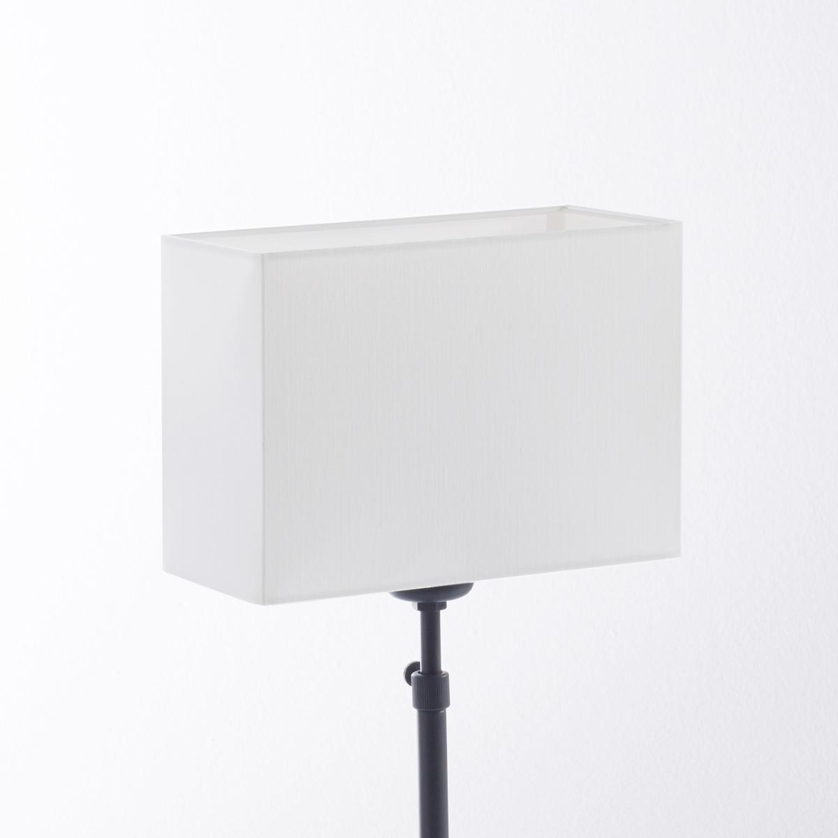 Абажур прямоугольной формыОписание абажура :Прямоугольная форма.. Для патрона E27, лампочка макс. 40В (не входит в комплект). Характеристики абажура:100% хлопок.    Размеры абажура:- Размер 1 : 11,5 x 20 см .<br><br>Цвет: белый,серо-коричневый,серый,экрю<br>Размер: единый размер