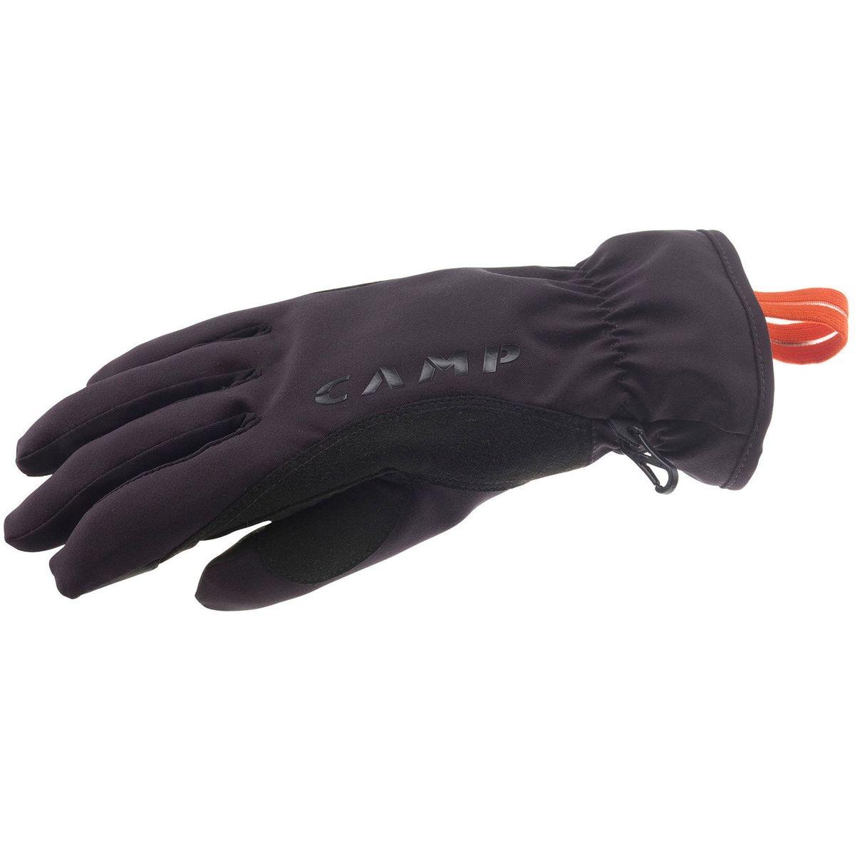 Geko - Gants - Touch noir