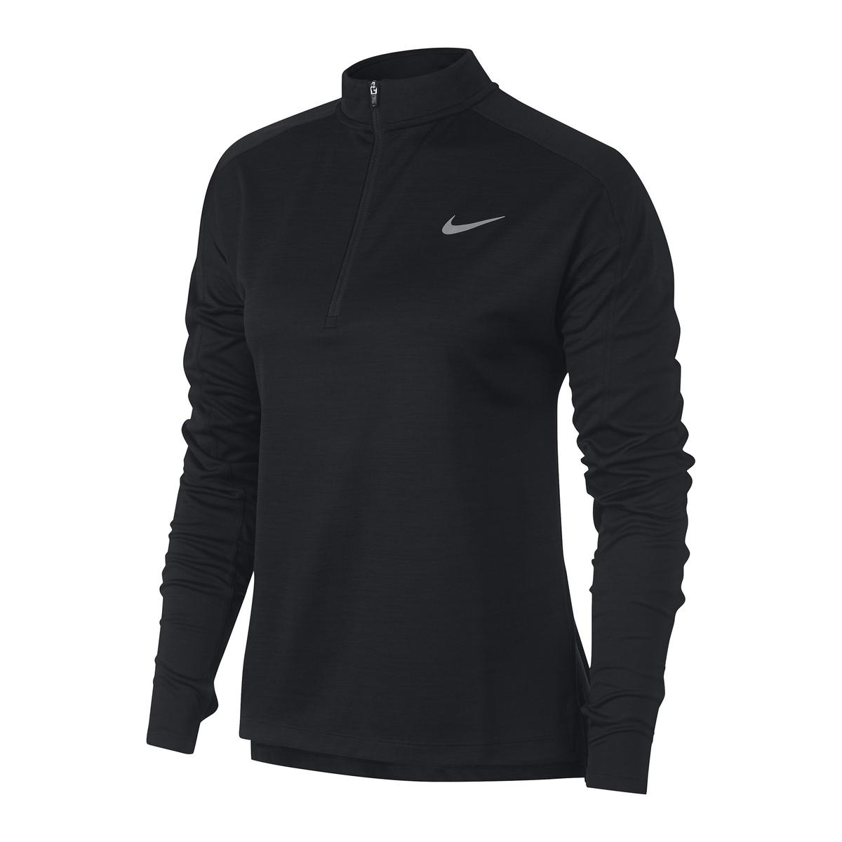 Camiseta de running Nike Pacer de manga larga