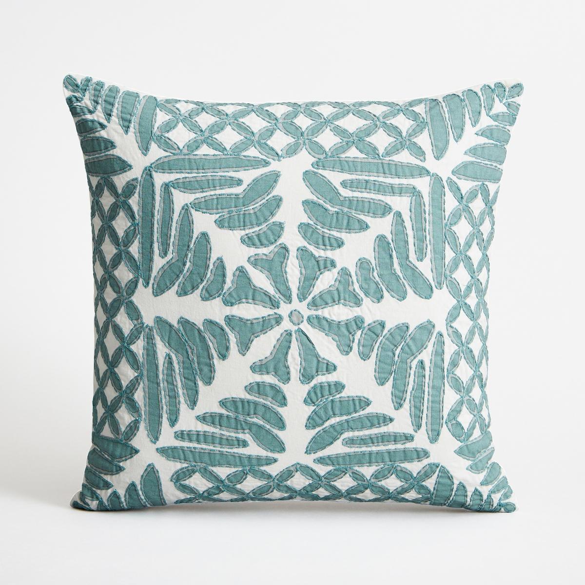 Наволочка на подушку-валик, Sanzone<br><br>Цвет: зеленый