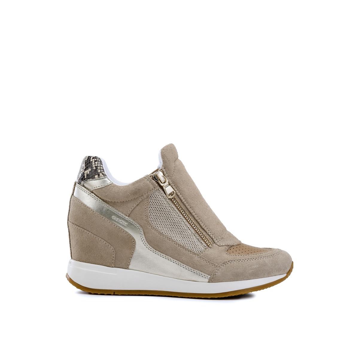 Zapatillas transpirables de piel Nydame