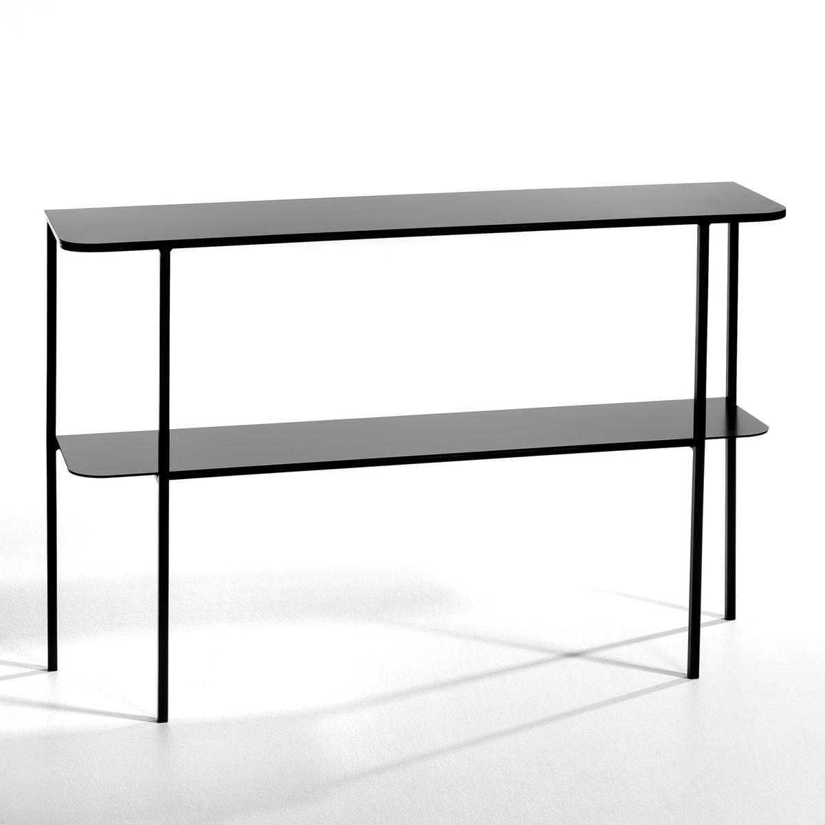 Консоль La Redoute Honorianne дизайн Э Галлины единый размер черный стул для сада ambros дизайн э галлины