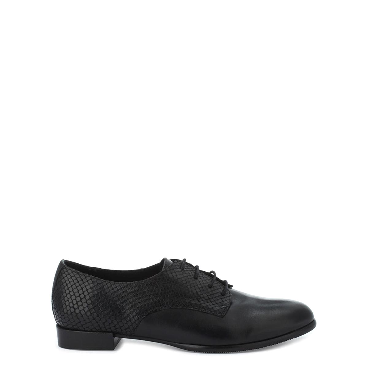 Ботинки-дерби кожаные Evaya/ Rept ботинки дерби под кожу питона