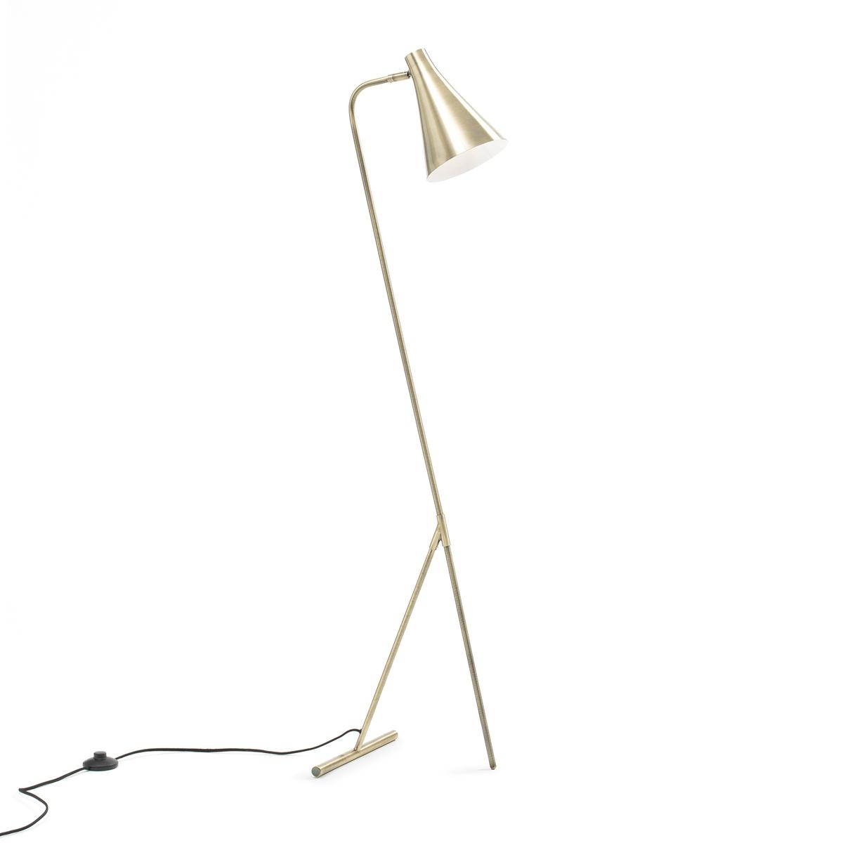 Лампа напольная из состаренной бронзы, Jameson
