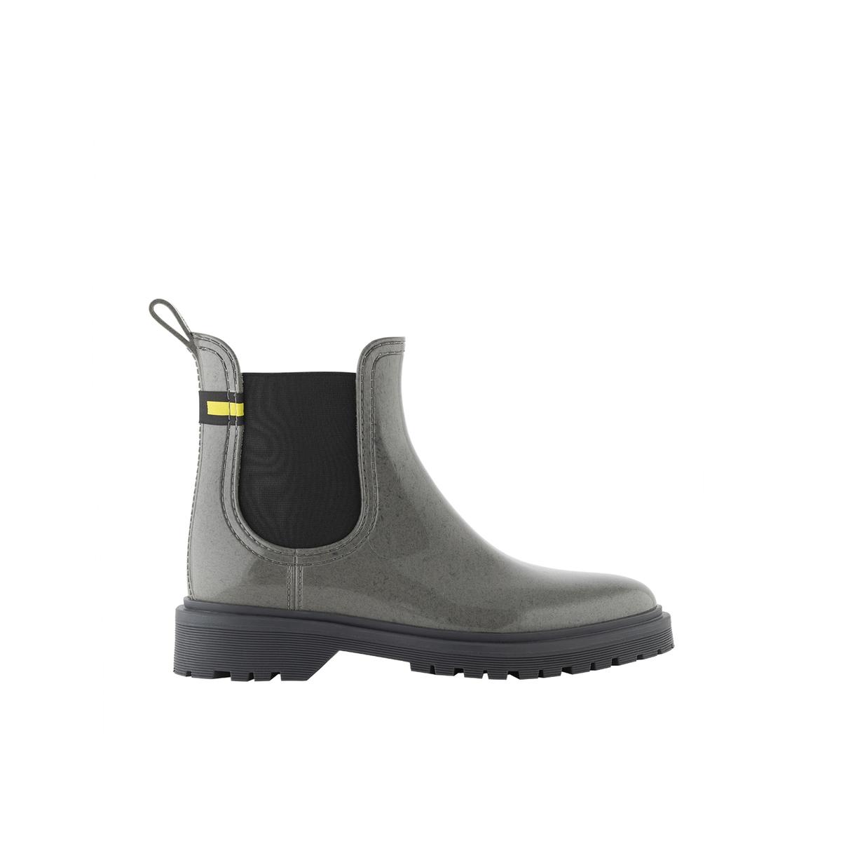 Ботинки La Redoute Резиновые Maren 39 серый
