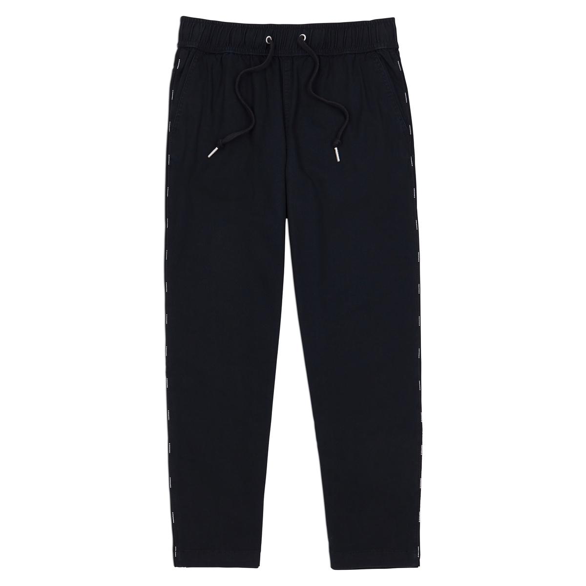 Pantalón de lona Piping Pull-One Pant