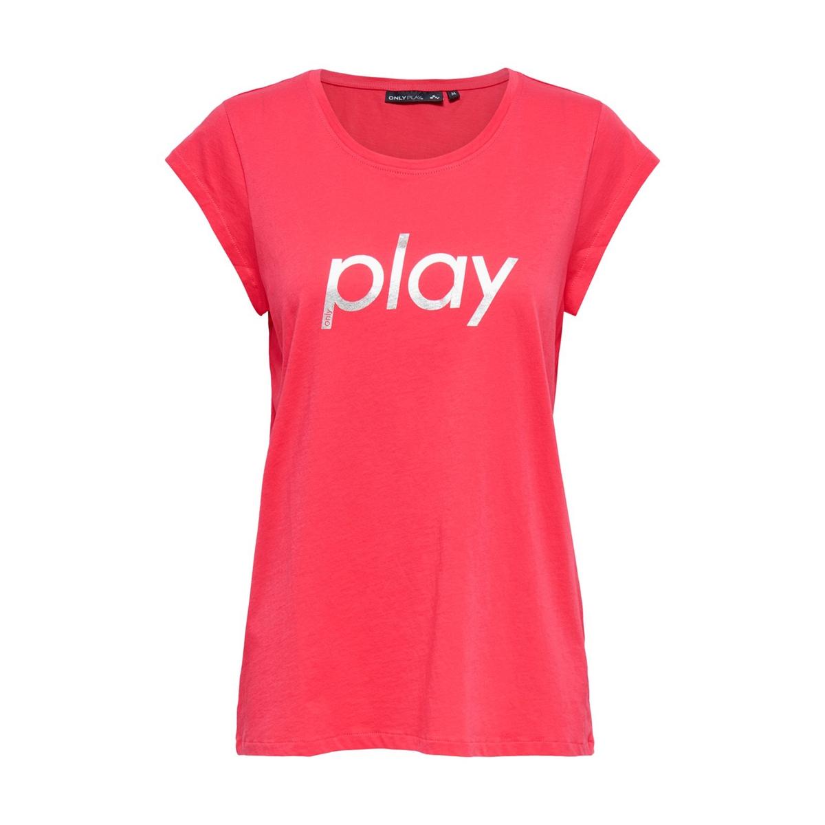 Футболка La Redoute С круглым вырезом Hana XS розовый футболка la redoute constance xs розовый