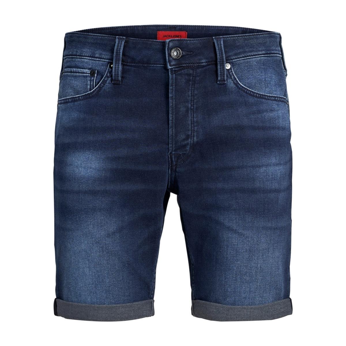 Бермуды La Redoute Из джинсовой ткани супер стрейч Rick XXL синий