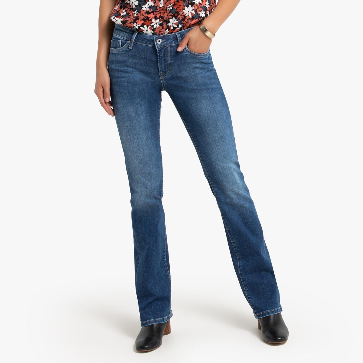 Джинсы La Redoute Буткат PICADILLY 30/32 синий джинсы женские oodji цвет синий джинс 12106150 47546 7500w размер 30 32 50 32