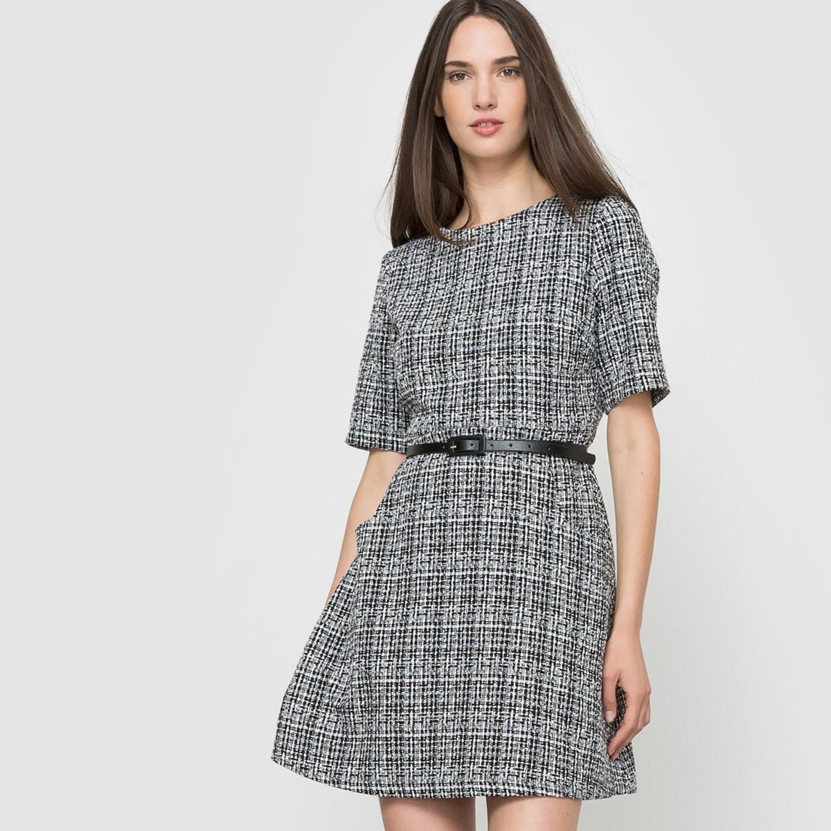 Платье MOLLY BRACKENСостав и описаниеМатериал: 100% полиэстера.Длина: 85см.Марка: MOLLY BRACKEN.<br><br>Цвет: черный