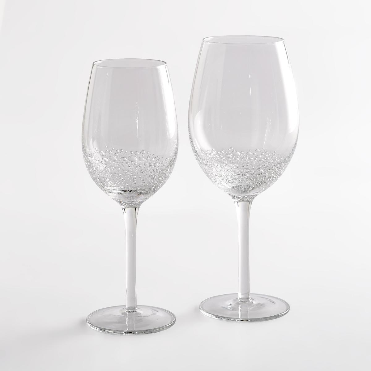 4 бокала под вино  GALIO 4 бокала под шампанское koutine