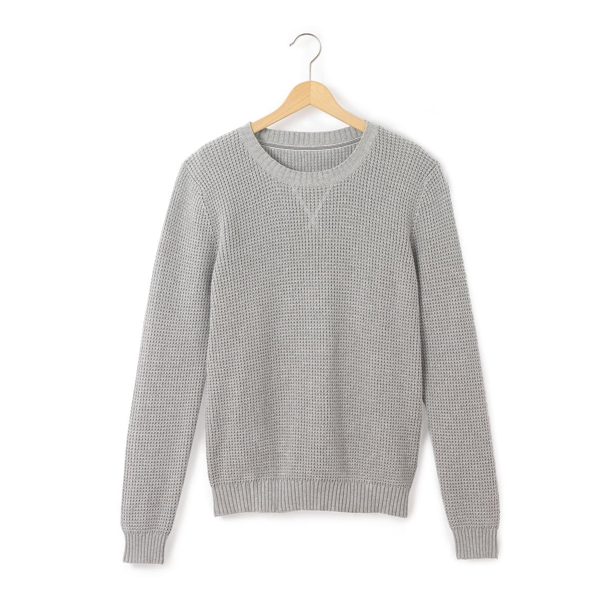 Пуловер из оригинального трикотажа, 10-16 лет