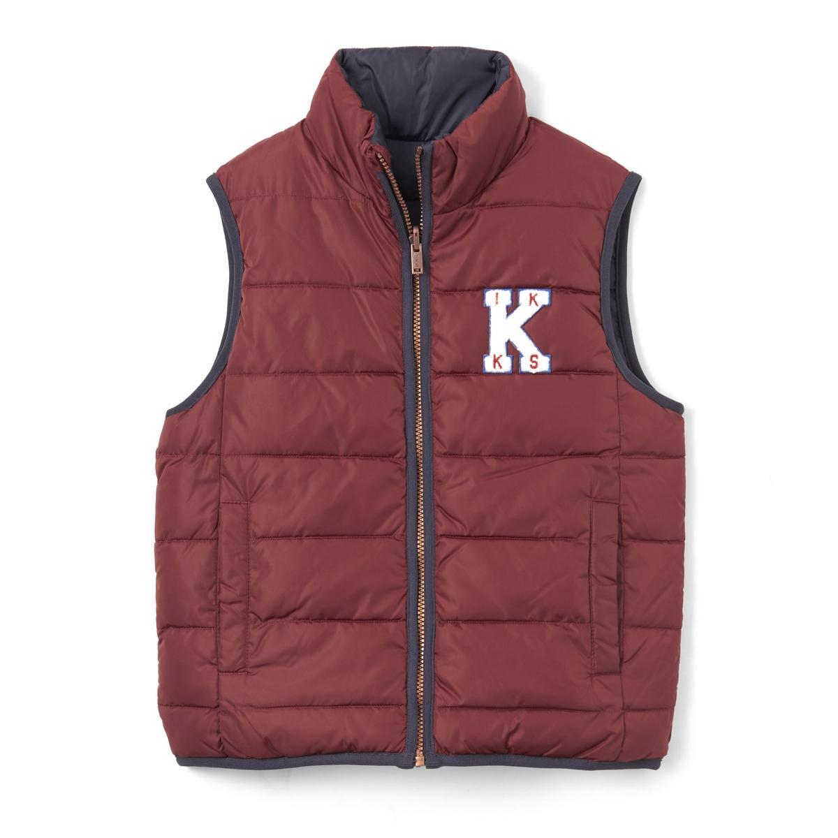 Куртка двусторонняя без рукавов, 3 - 14 лет от IKKS JUNIOR