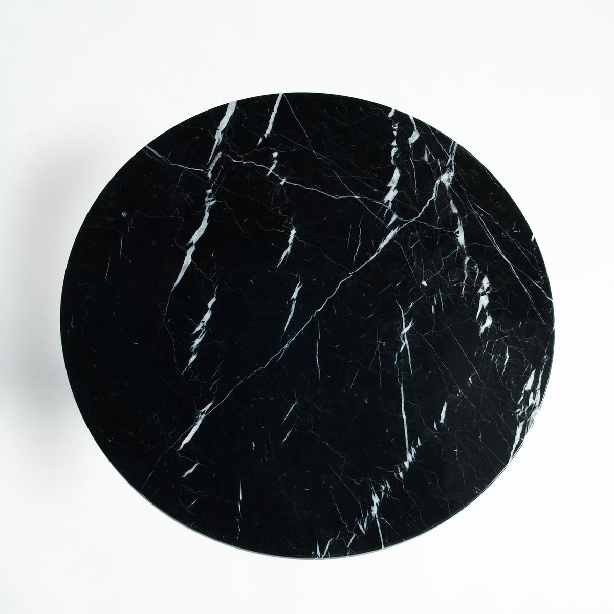 Столешница для стола из мрамора, Ø75 см, Aradan