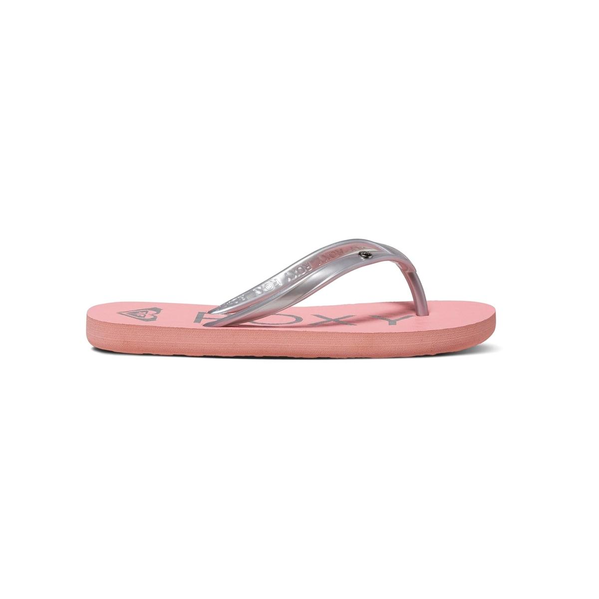 Вьетнамки RG SandyВерх : синтетика   Подошва : каучук   Форма каблука : плоский каблук   Мысок : открытый мысок   Застежка : без застежки<br><br>Цвет: розовый<br>Размер: 37
