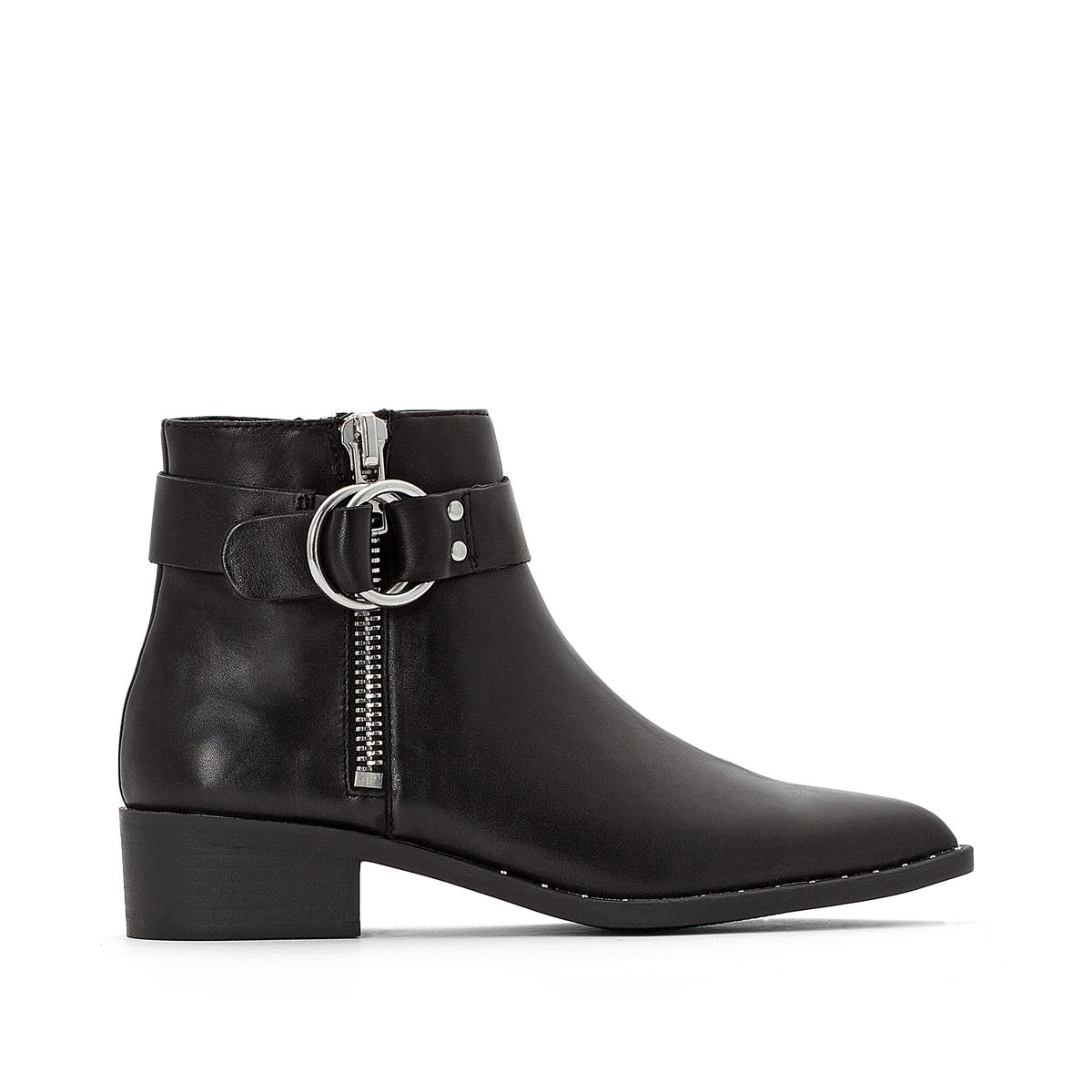 цены на Ботильоны кожаные Joana в интернет-магазинах
