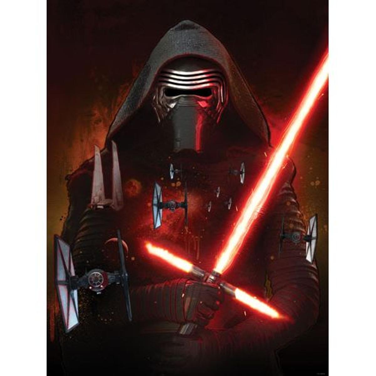 Poster Disney Star Wars : Le retour de la force - 184 X 254 CM