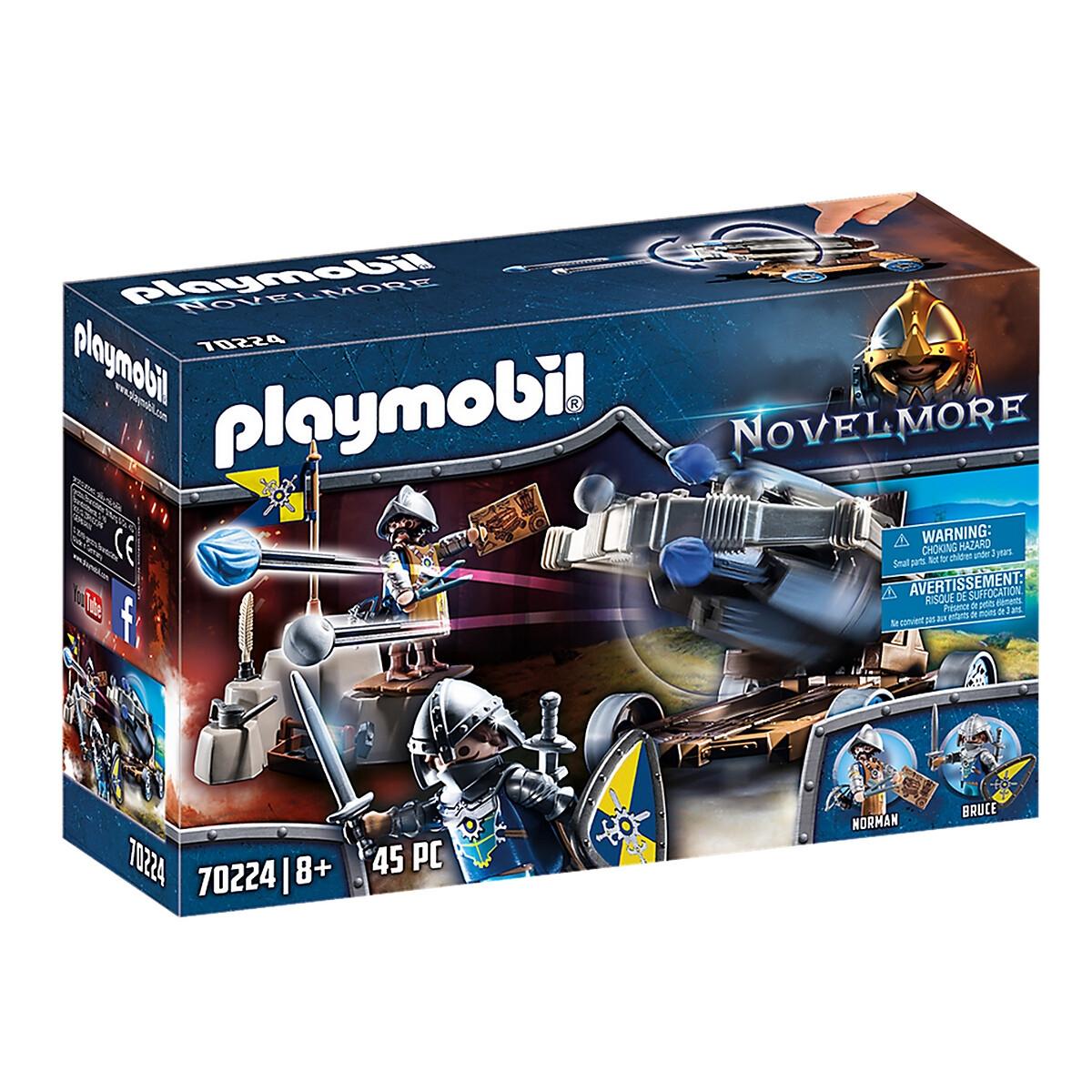 Playmobil - Playmobil Balista de água de Novelmore 70224