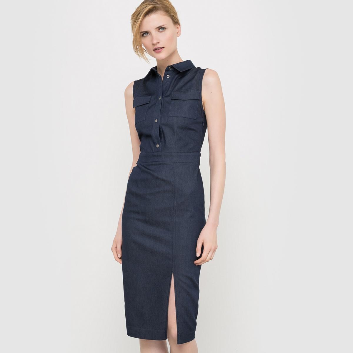 Платье джинсовое джинсовое платье quelle ashley brooke by heine 55726