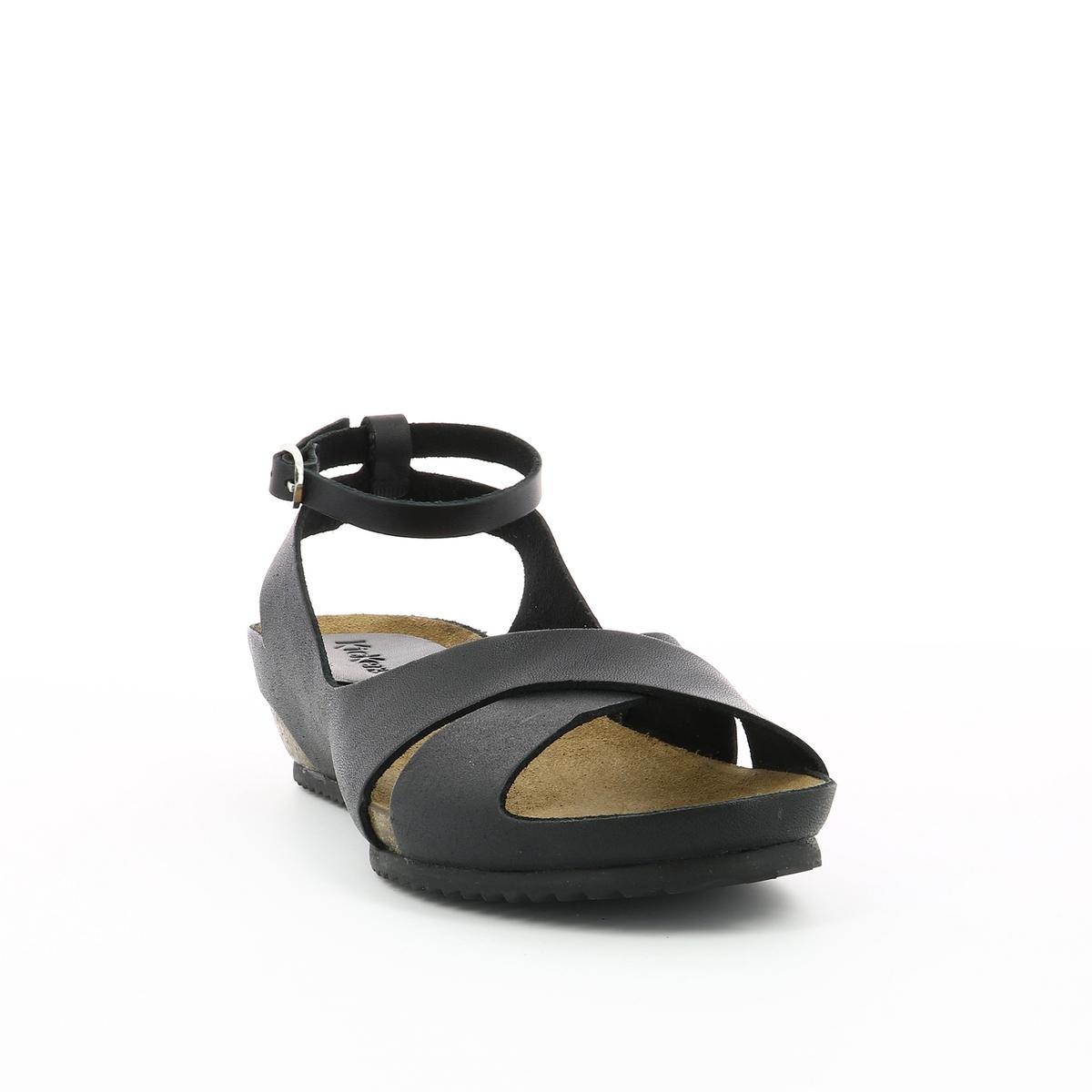 Imagen adicional 3 de producto de Sandalias de piel Toki - Kickers