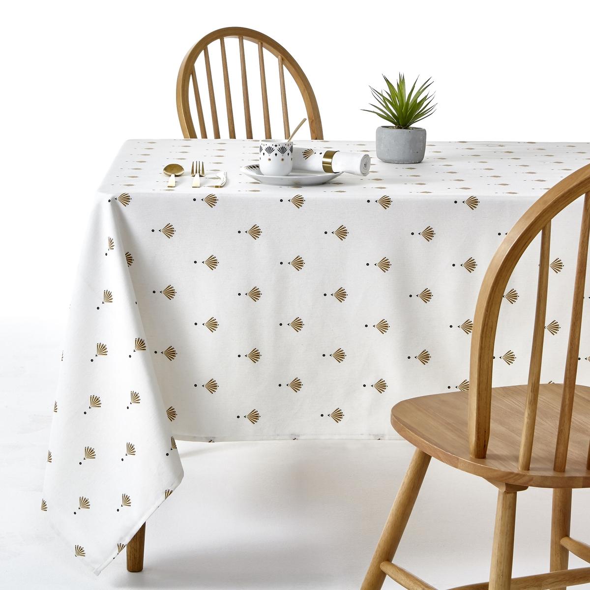 Toalha de mesa estampada ÉVENTAIL