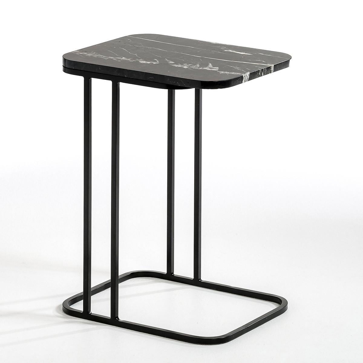 Столик LaRedoute Журнальный Trebor дизайн Э Галлины единый размер черный