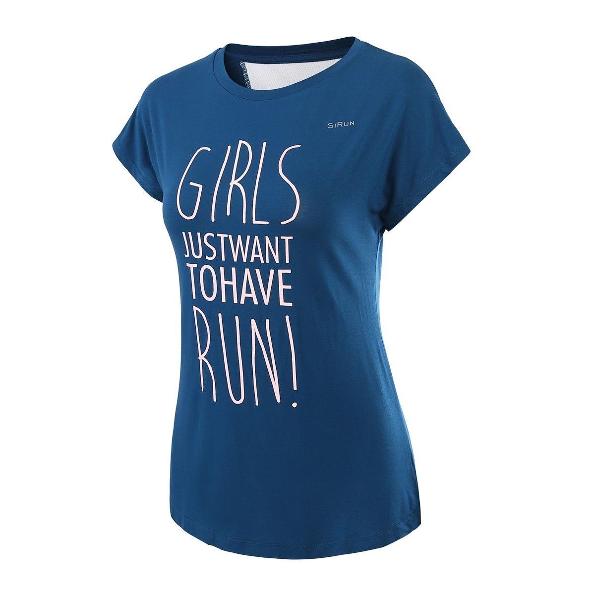 T-shirt femme sport Emeline
